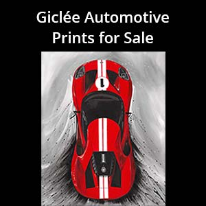 Prints - Automotive
